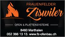 Ofen & Plattensysteme Frauenfelder Ziswiler