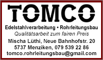 Tomco Rohrleitungsbau