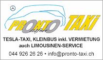 AAA Bahnhof Pronto Taxi GmbH
