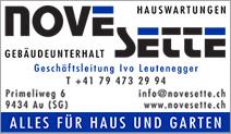 Novesette Gebäudeunterhalt GmbH