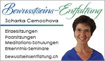 Bewusstseins-Entfaltung, Scharka Cernochova