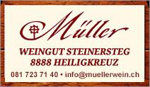 Müller Weingut Steinersteg