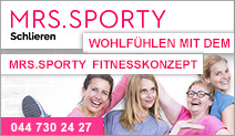 Mrs.Sporty Club Schlieren
