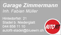 Garage Zimmermann Inh. Fabian Müller