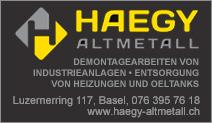 Haegy Altmetall
