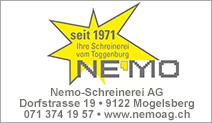 Nemo Schreinerei AG
