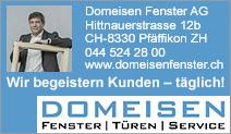 Domeisen Fenster AG