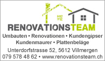 RENOVATIONSTEAM GmbH
