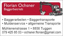 Baggerbetrieb Florian Ochsner