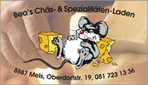 Bea's Chäs- und Spezialitäten-Laden