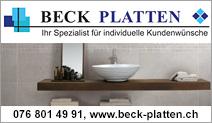 Beck Platten