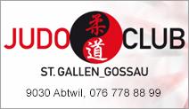 Judo Club St.Gallen_Gossau