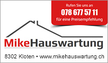 Mike Hauswartungen