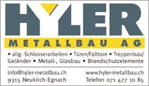 Hyler Metallbau AG