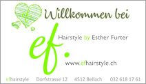 ef. Hairstyle by Esther Furter