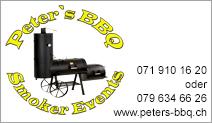 Peter`s BBQ Smoker Events & Rauchspezialitäten