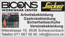 Bicons Workwear Center