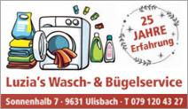 Luzia's Wasch- & Bügelservice