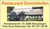 Restaurant Emmishofen