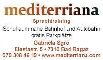 Sprachtraining mediterriana