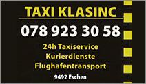 Taxi Klasinc