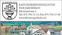 Klosterapotheke