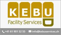 KEBU Facility Services GmbH Liestal