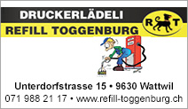 Refill Toggenburg