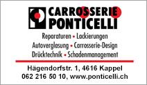 Carrosserie Ponticelli AG