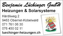 Benjamin Lüchinger GmbH