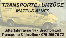 Transporte / Umzüge Mateus Alves