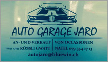 Garage AutoJaro GmbH