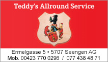 Teddy's Allround Service