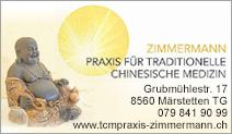 Zimmermann - Praxis für TCM