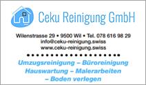 Ceku Reinigung GmbH