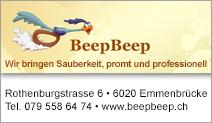 BeepBeep Reinigung GmbH
