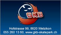 Geisterkickboarder Skatepark