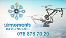Airmoments Luftaufnahmen
