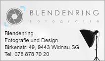 Blendenring Fotografie und Design