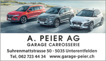 Garage A. Peier AG