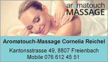 Aromatouch-Massage Cornelia Reichel