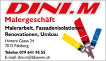 Dini M. Malergeschäft