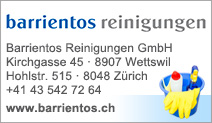 Barrientos Reinigungen GmbH