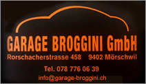 Garage Broggini SARL