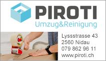 Piroti Umzüge & Reinigungen