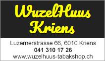 Wuzel-Huus Tabakshop