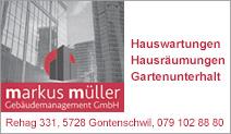 Markus Müller Gebäudemanagement GmbH