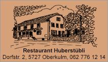 Restaurant Huberstübli