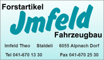 Imfeld Theo Forstartikel und Fahrzeugbau