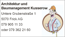 Architektur und Baumanagement Kusserow